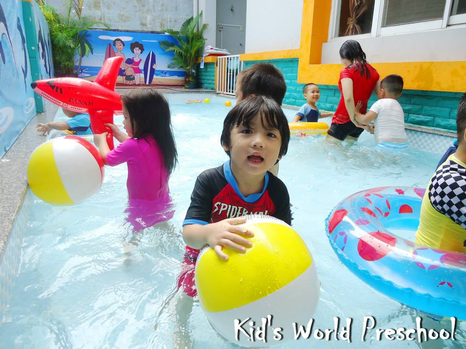 Kids World Preschool Academy